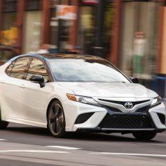 Toyota Camry 2018: precios, detalles y equipamiento en México