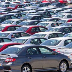 Las ventas de autos caen un 7.3% en julio del 2017