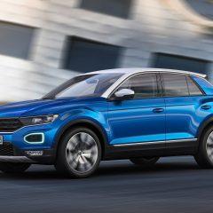 Volkswagen T-Roc, así es el nuevo y más pequeño SUV basado en el Polo