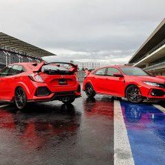 Honda Civic Type R, lo manejamos y lo disfrutamos en su entorno ideal: la pista