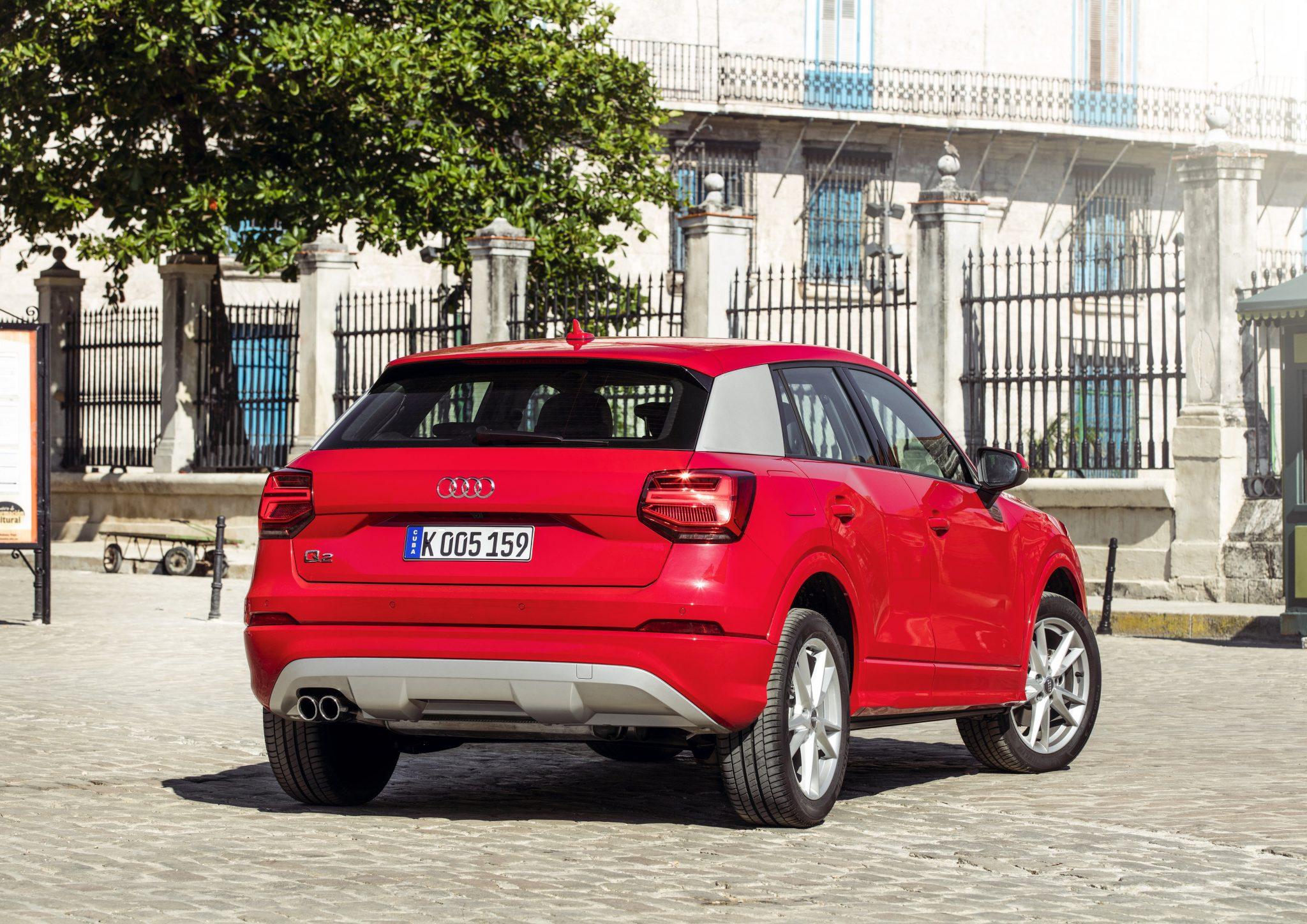 Audi q2 precios detalles y equipamiento en m xico for Piletas intex precios y modelos