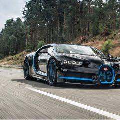 Bugatti Chiron y el video de su increíble récord 0 – 400 – 0 km/h