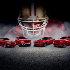 Dodge será el patrocinador oficial en México de la nueva temporada de NFL