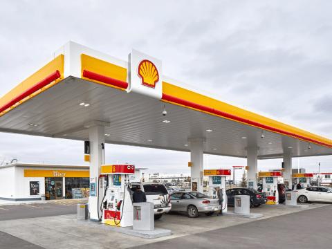 Shell inaugura su primera gasolinera en México