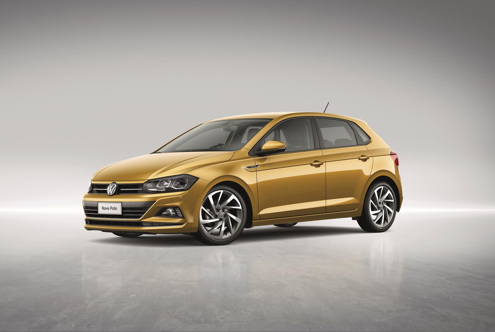 Asi Podran Ser Las Versiones Del Nuevo Volkswagen Polo Para Mexico Autos Y Moda Mexico