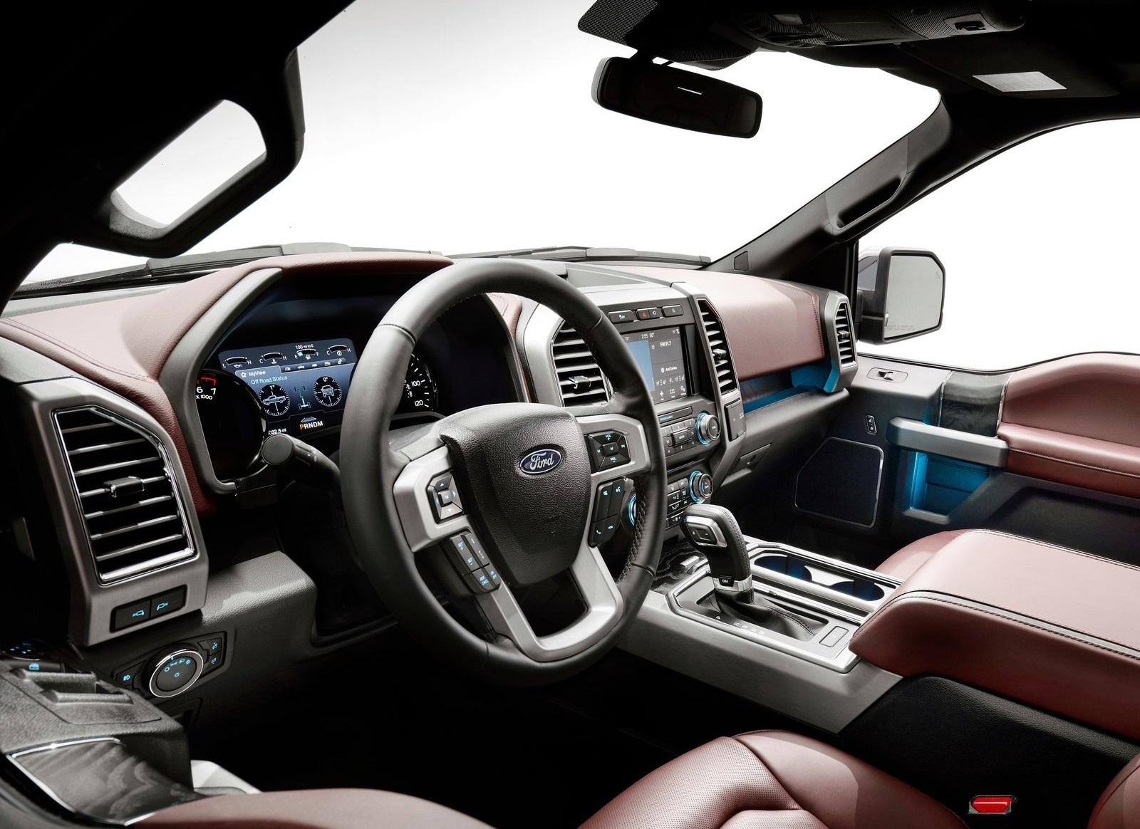 Ford Lobo 2018: precios, detalles y equipamiento en México ...