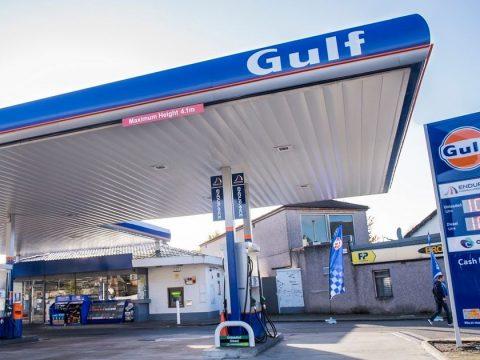 Gulf llega a México y abre gasolineras en Puebla y Monterrey