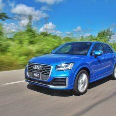 Manejamos el Audi Q2, pequeño y sorprendente SUV premium