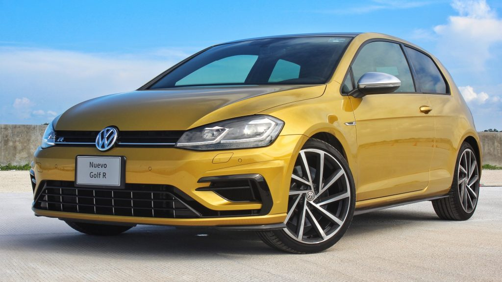 Volkswagen Golf R, manejamos al mejor hot hatch del momento