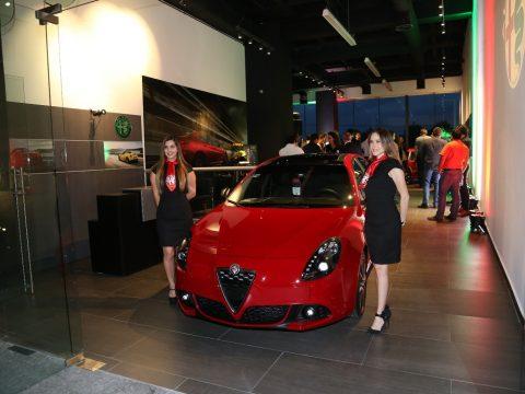Alfa Romeo Chroma, la primera boutique de autos en México