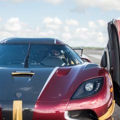 Koenigsegg Agera RS y el nuevo récord 0 – 400 – 0 km/h