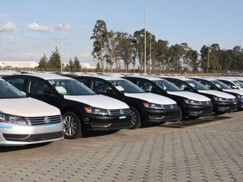 Las ventas de autos en México caen un 11.5% en septiembre del 2017