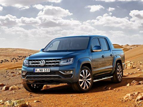 Volkswagen Amarok 2018: precios, detalles y equipamiento en México