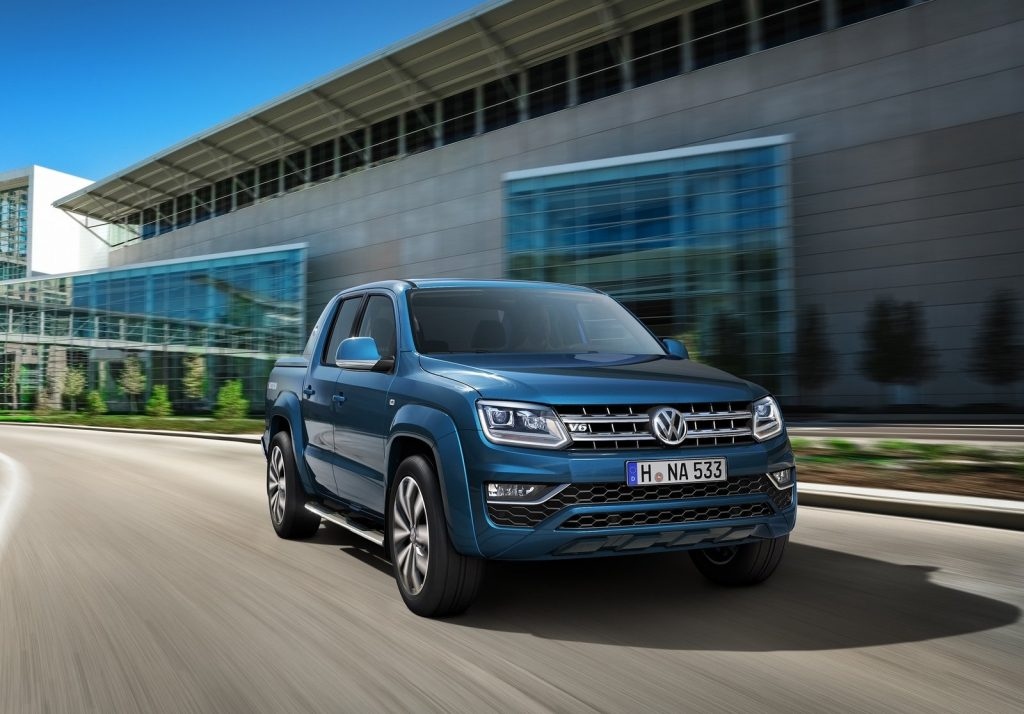 Amarok 2018 Precio Mexico >> Volkswagen Amarok 2018: precios, detalles y equipamiento en México – Autos y Moda México