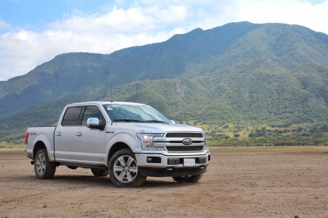 Ford Lobo México Manejo