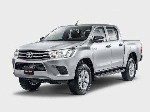 Toyota Hilux Diesel 2018: precios y versiones en México
