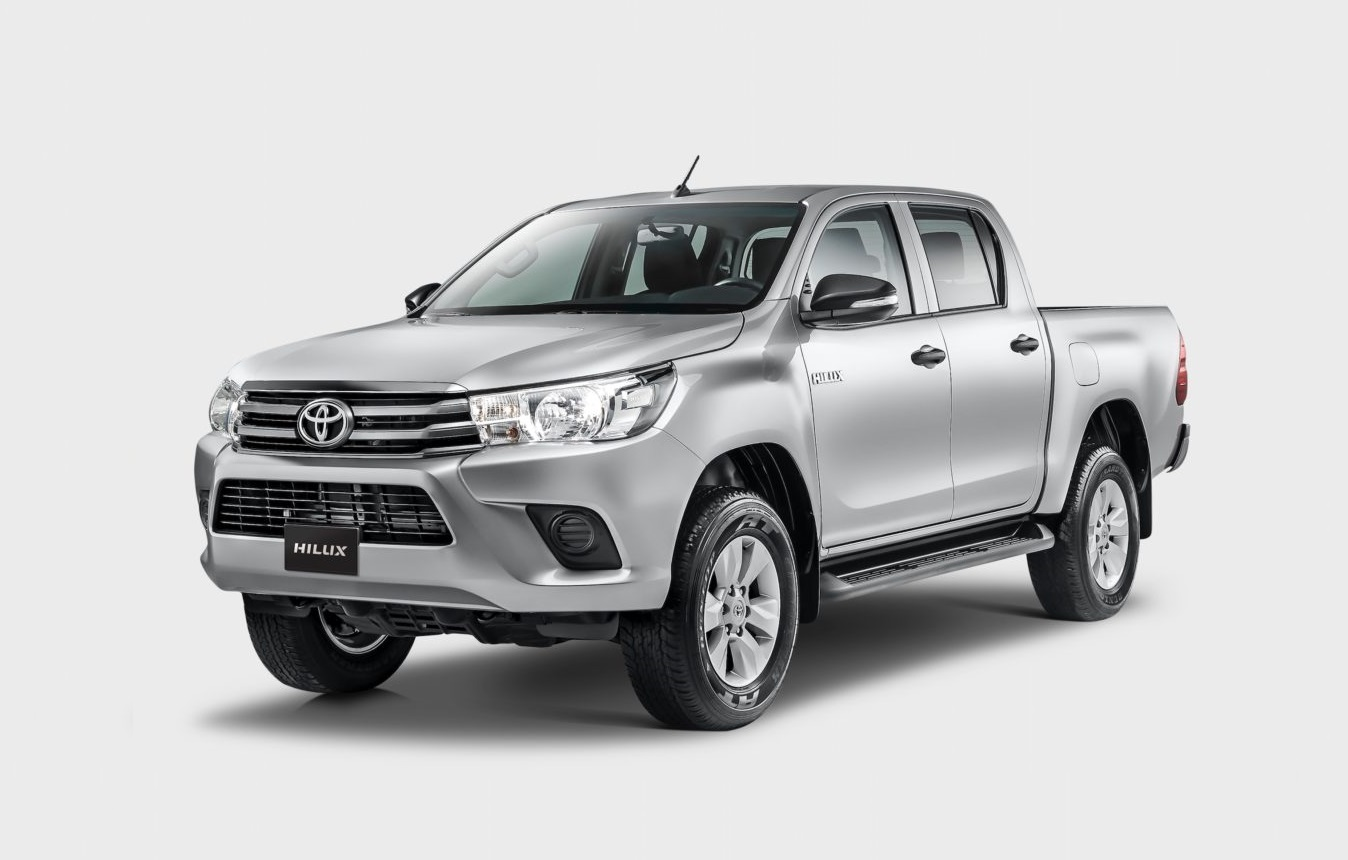 toyota hilux 4x4 diesel en el salvador autos post. Black Bedroom Furniture Sets. Home Design Ideas