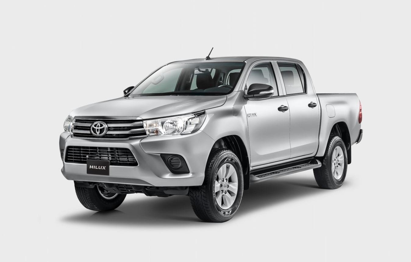 Hilux 2018 Diesel Mexico >> Toyota Hilux 4x4 Diesel En El Salvador   Autos Post