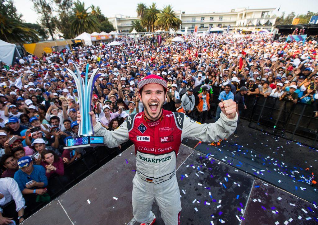 Daniel Abt gana en México el ePrix | Revista de coches,