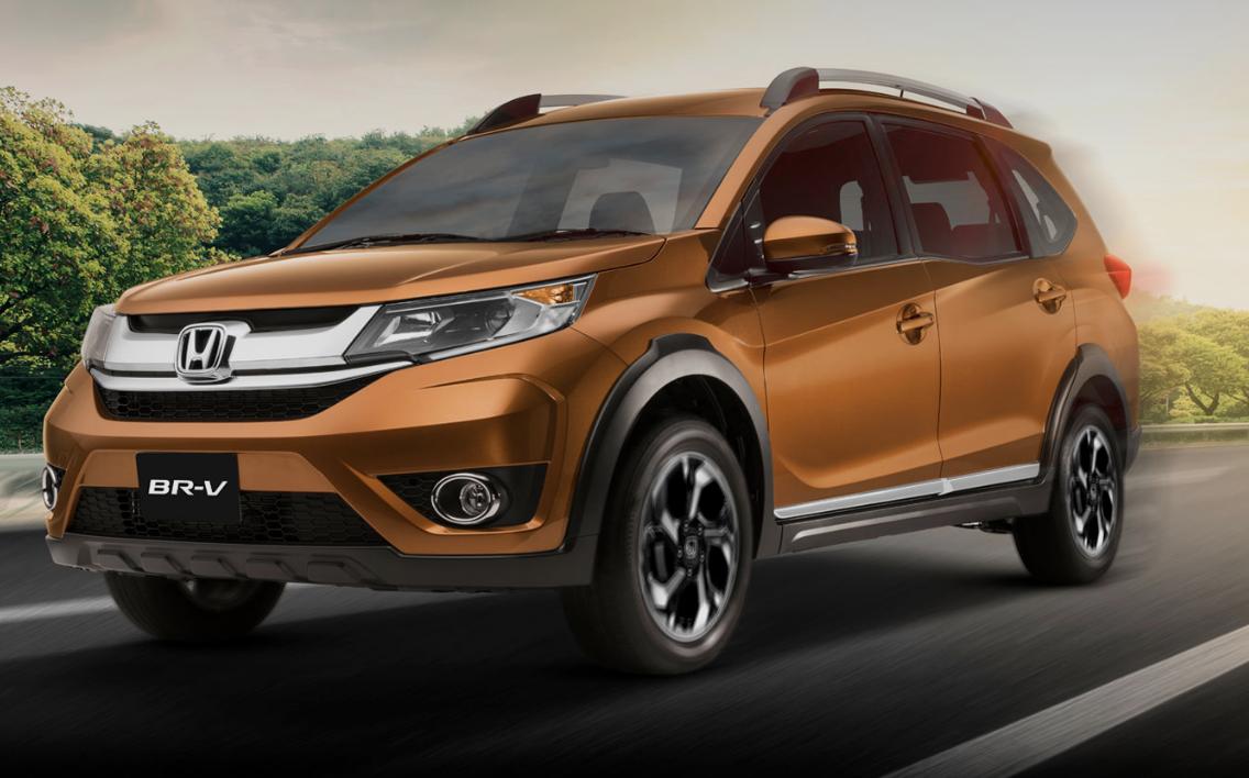 Honda BR-V 2018: precios y versiones en México – Autos y ...