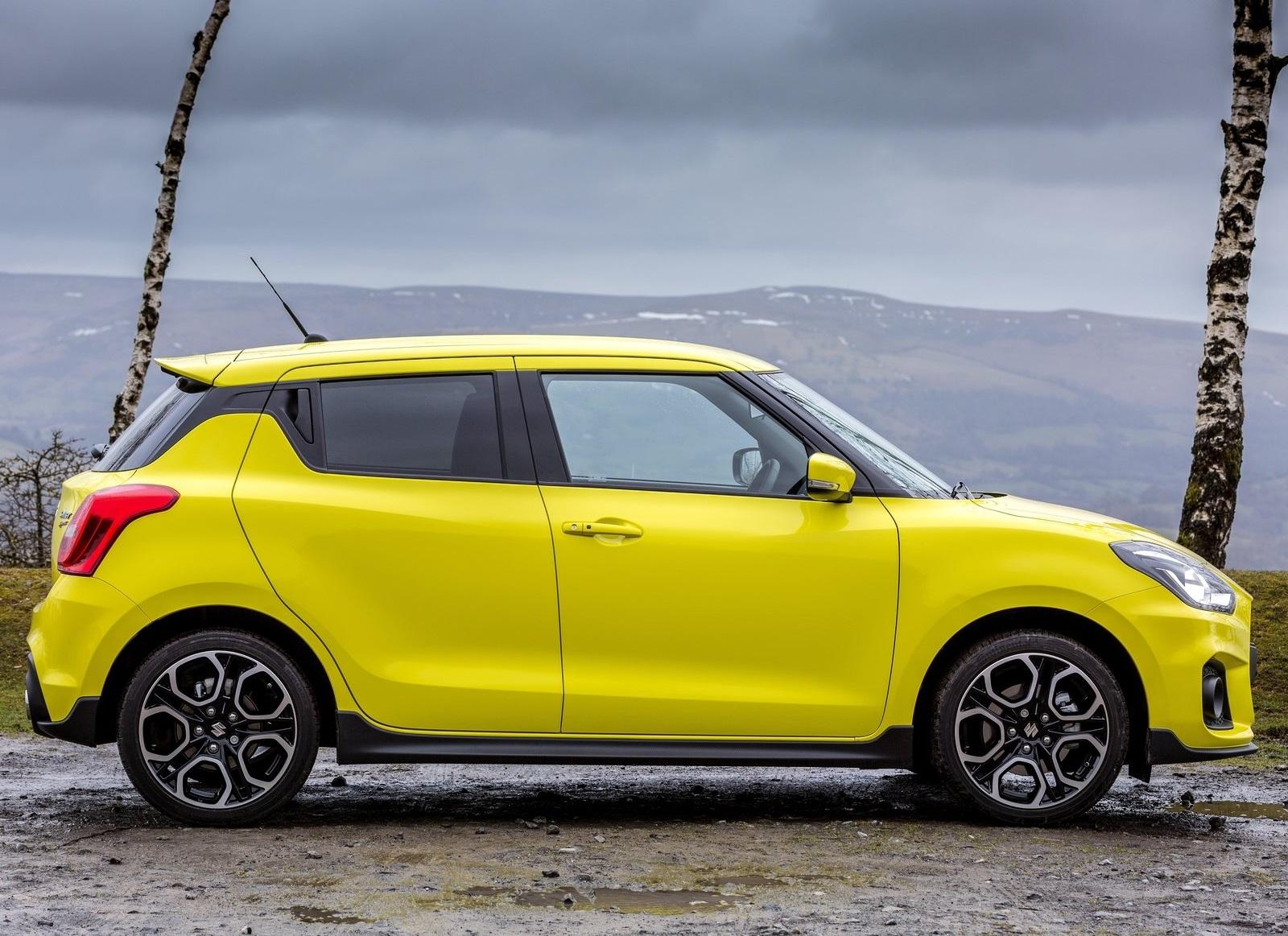 Mazda 3 Sport >> Suzuki Swift Sport 2019: precios y versiones en México ...