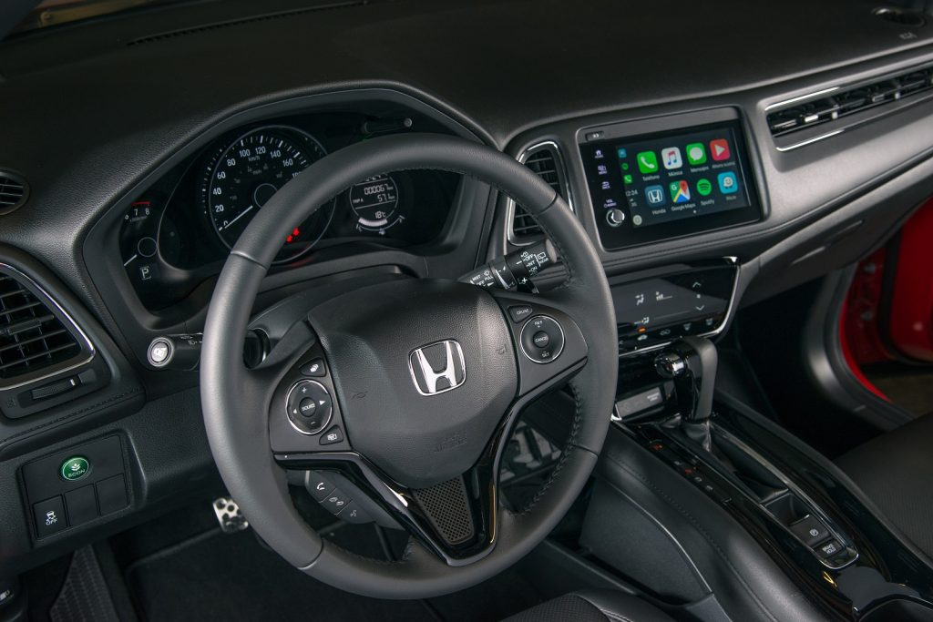 honda hr v 2019 precios y versiones en m xico venta de autos en m xico. Black Bedroom Furniture Sets. Home Design Ideas