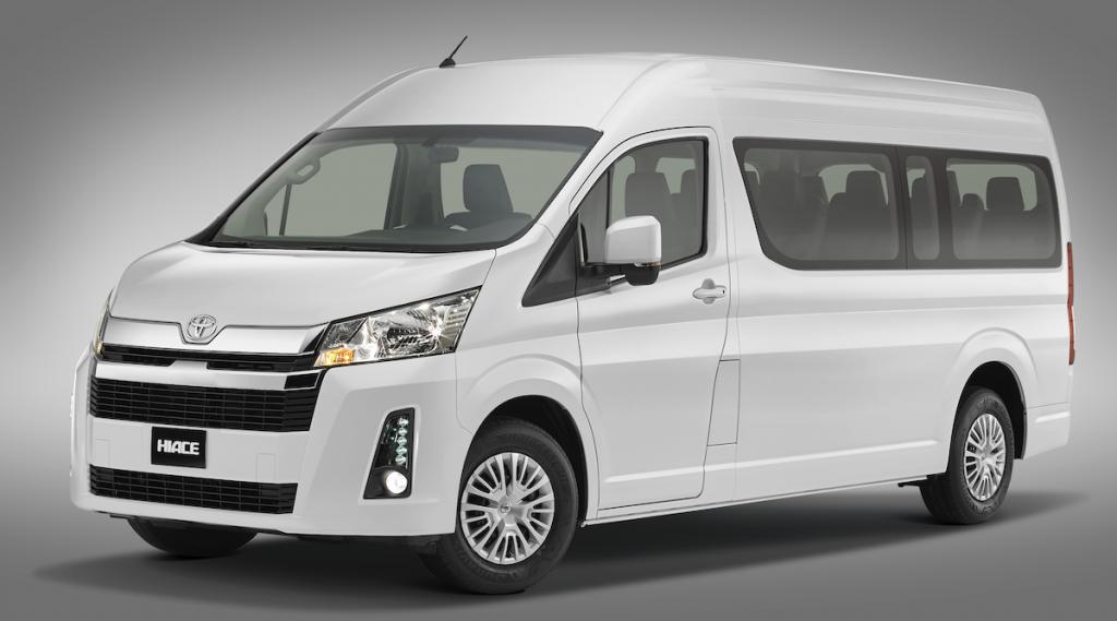 Toyota Hiace 2020: precios y versiones en México – Autos y ...