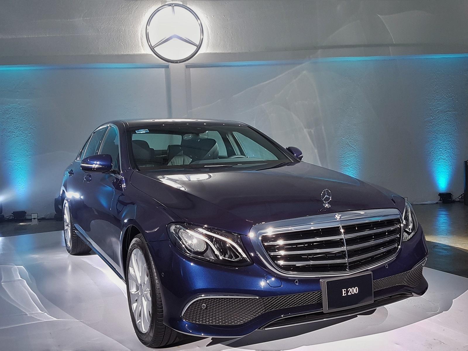 Mercedes Benz Clase E: detalles, versiones y precios en ...