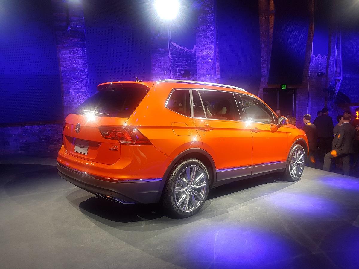 Volkswagen Tiguan 2018, la versión para México es presentada en Detroit – Autos y Moda México