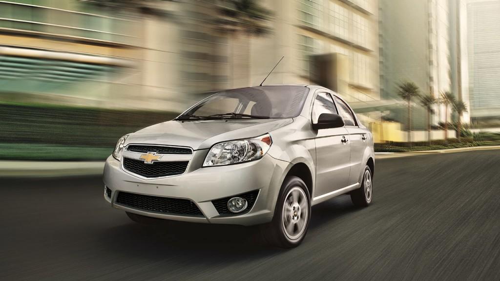 Chevrolet Aveo 2017 Aunque No Parezca Ha Cambiado Y Mejorado Un