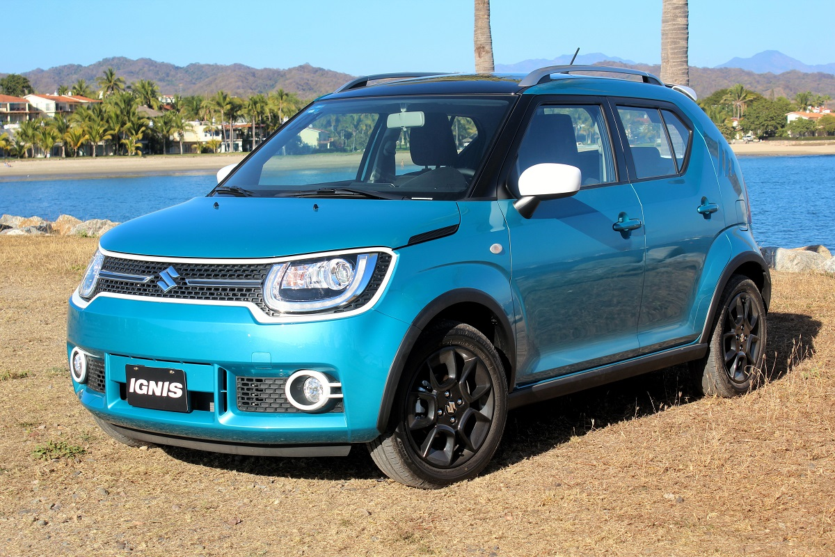 suzuki ignis 2017 llega a m xico como un interesante nanosuv autos y moda m xico. Black Bedroom Furniture Sets. Home Design Ideas