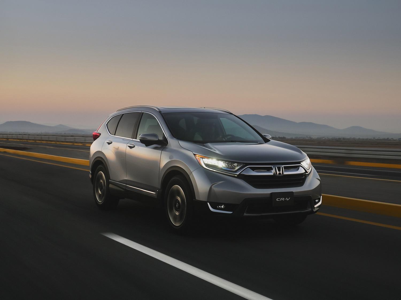 Honda Cr V 2017 Precios Detalles Y Equipamiento En Mexico Autos
