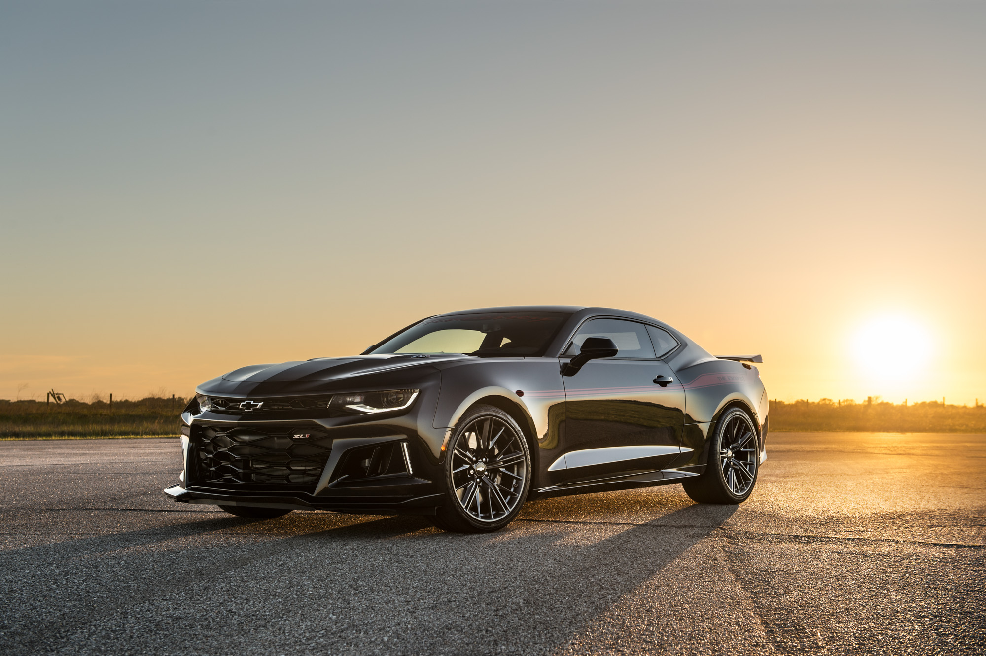 Chevrolet Camaro The Exorcist El Anti Challenger Demon