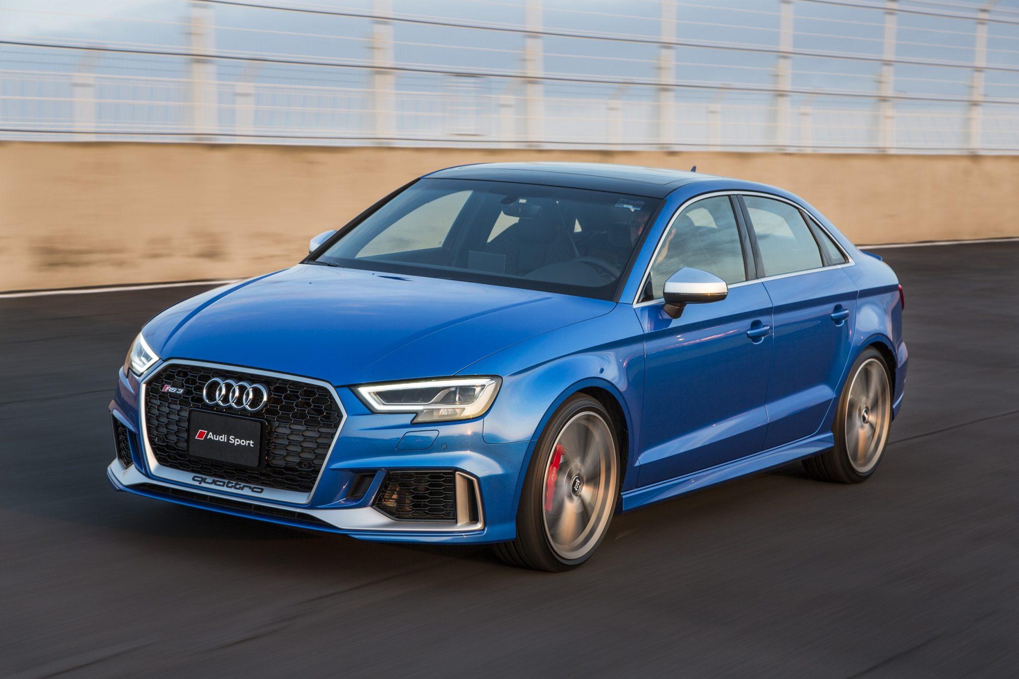 Audi RS3 2018: precios, detalles y equipamiento en México ...