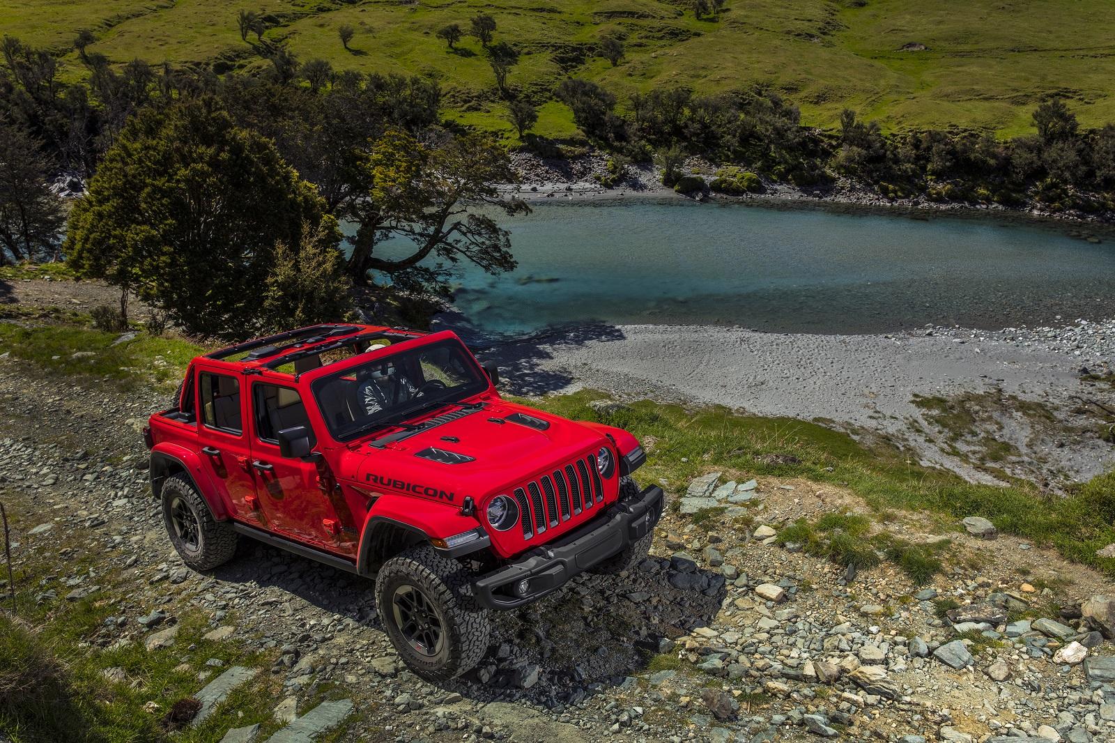 Jeep Wrangler 2018: precios y versiones en México – Autos ...
