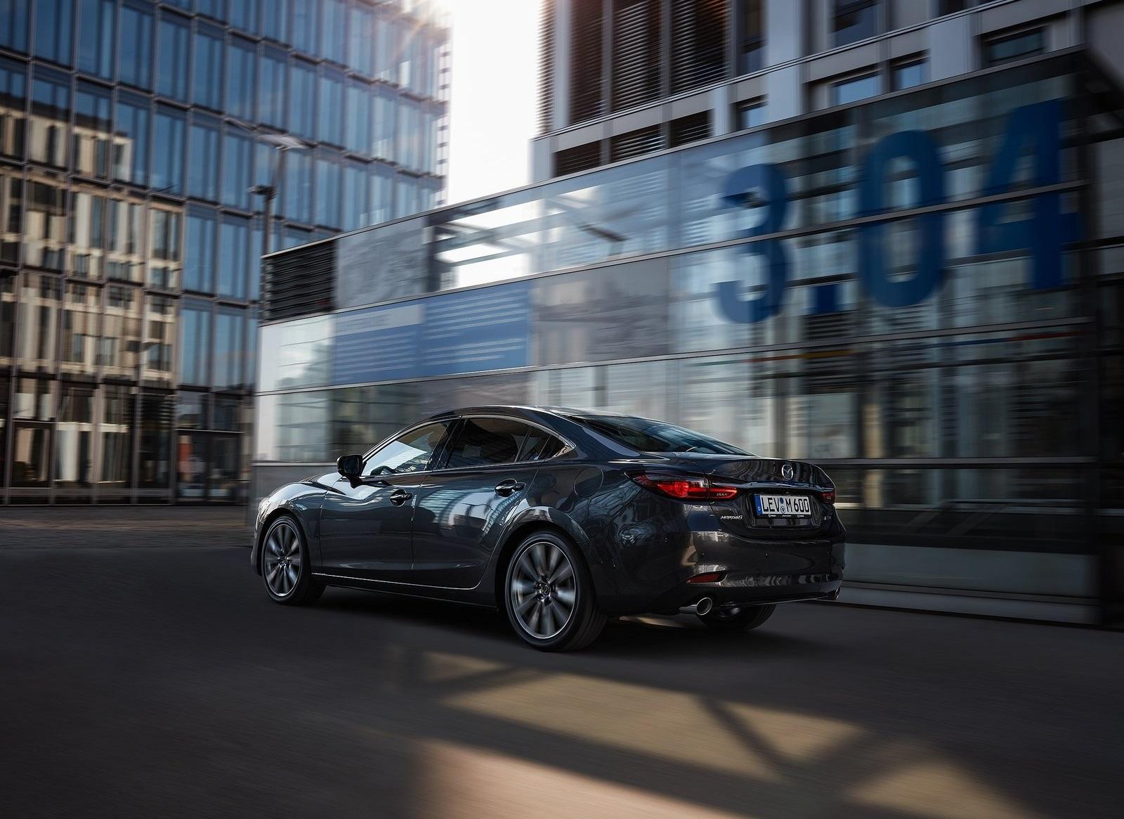 Mazda 6 2019: precios y versiones en México – Autos y Moda ...