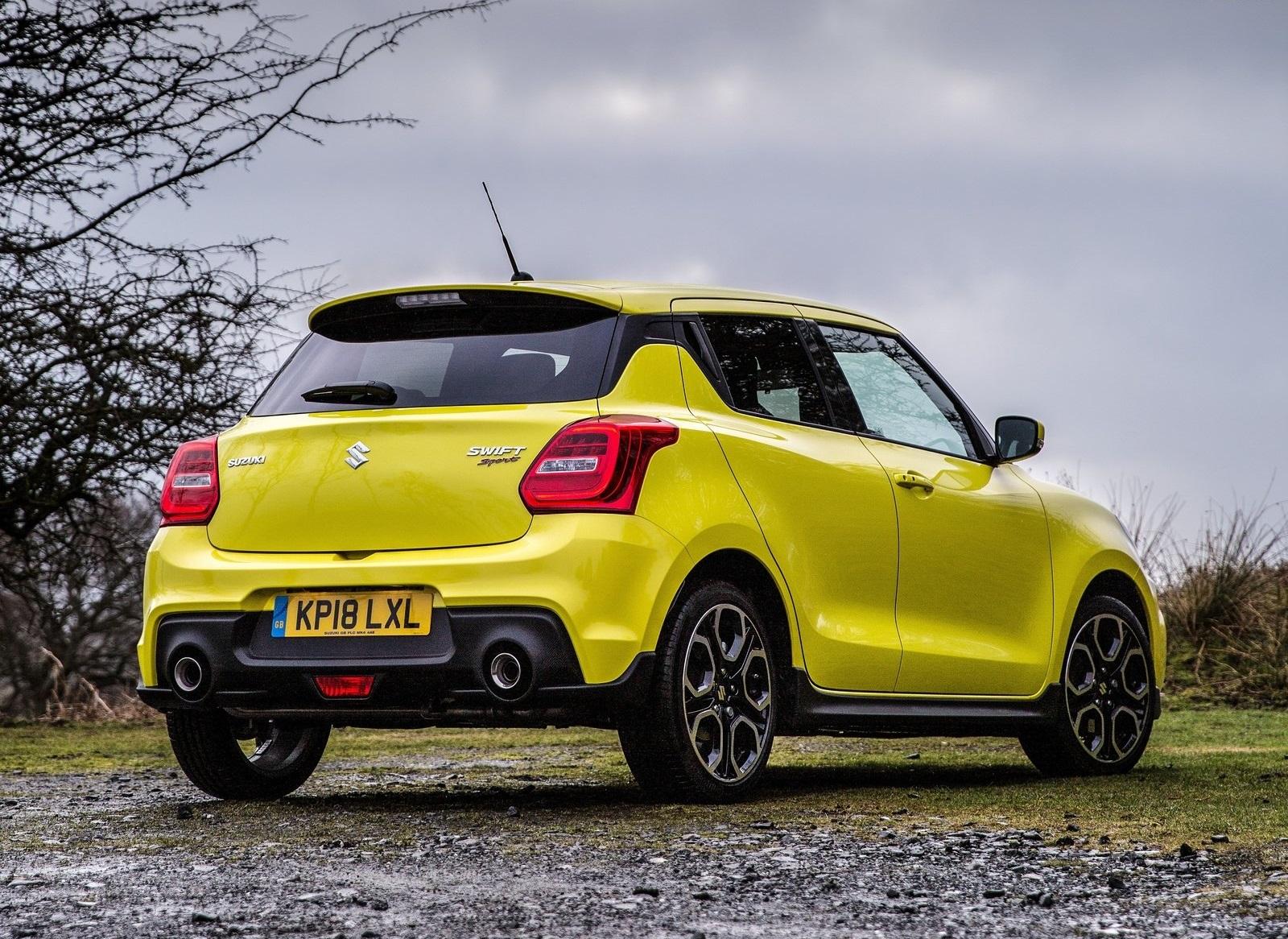 Suzuki Swift Sport 2019: precios y versiones en México ...