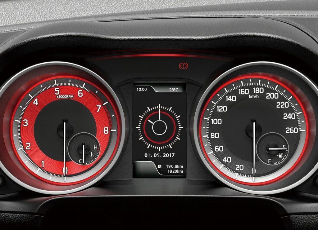 Mazda 6 Sport >> Suzuki Swift Sport 2019: precios y versiones en México ...
