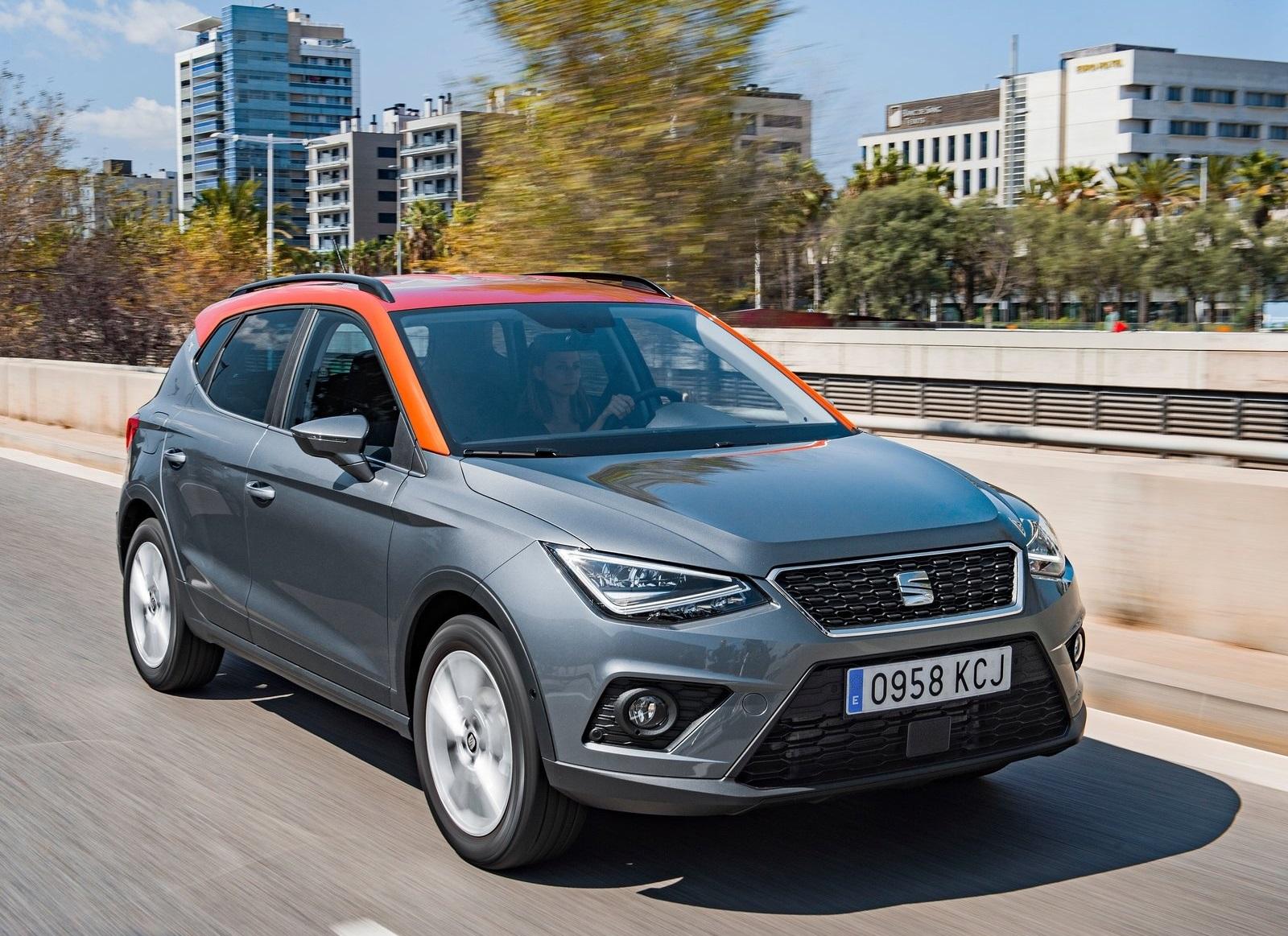 SEAT Arona 2019: precios y versiones en México – Autos y ...