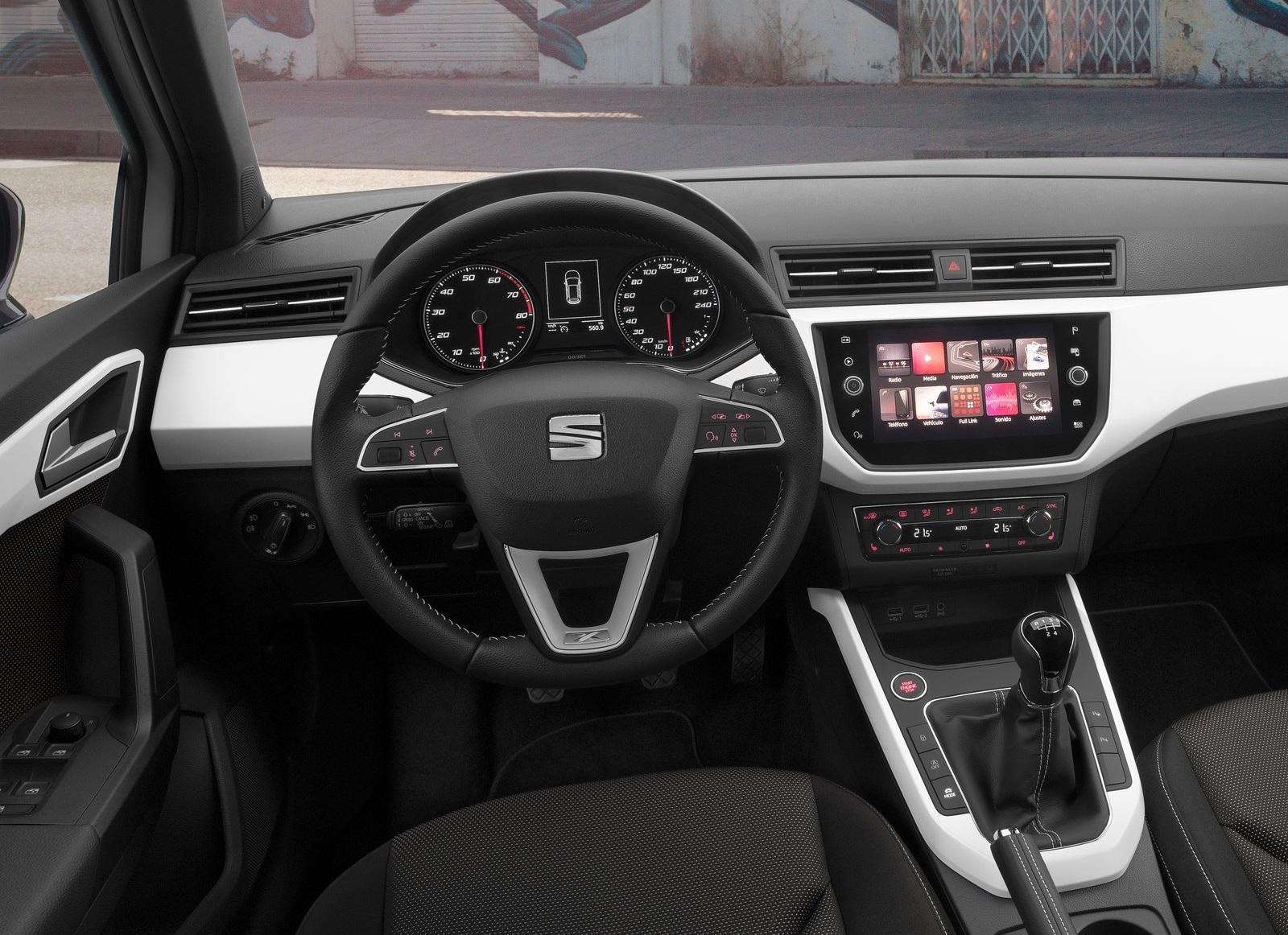 Chevrolet El Paso >> SEAT Arona 2019: precios y versiones en México – Autos y ...