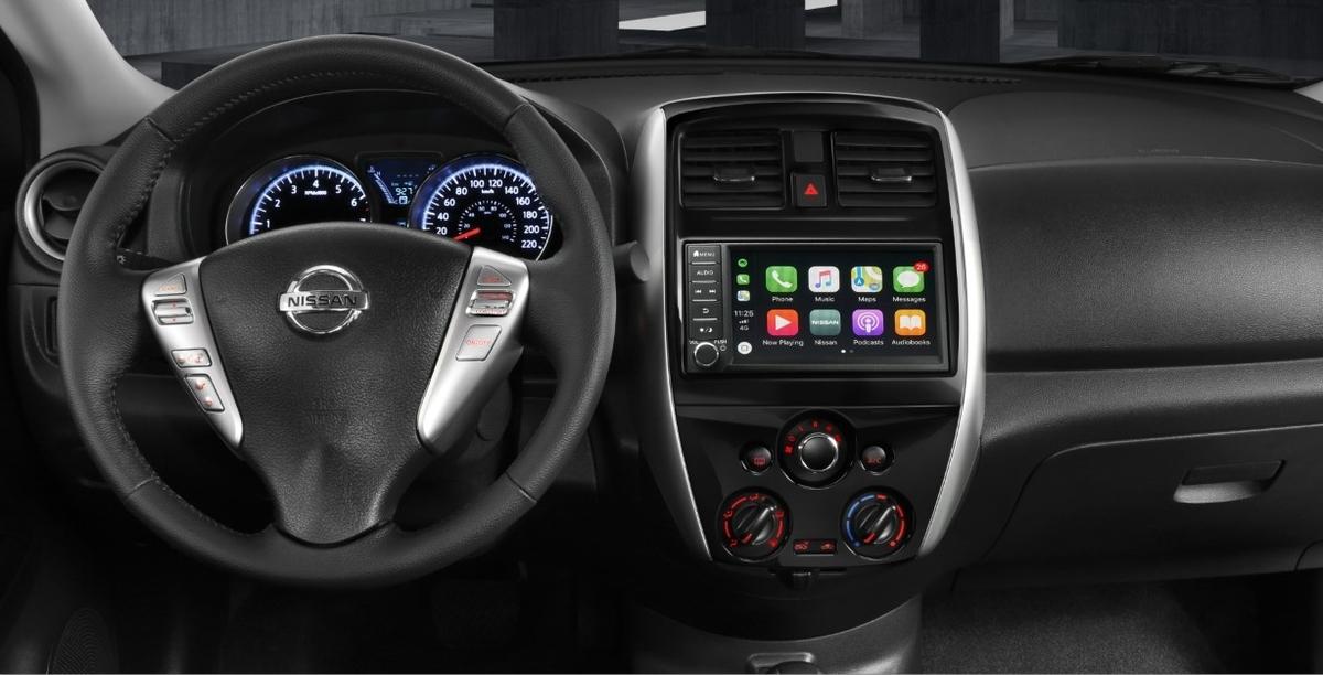 Nissan Versa 2019: precios y versiones en México – Autos y ...
