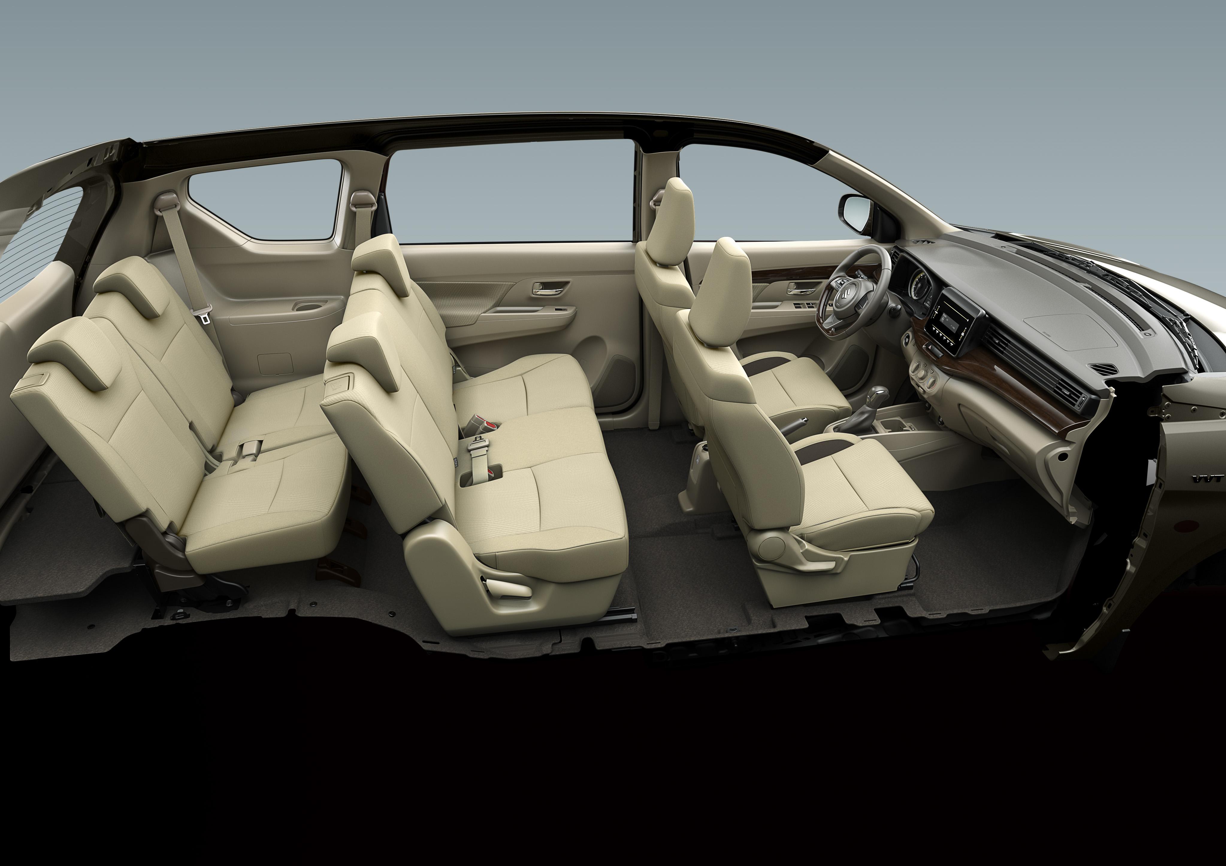 Suzuki Ertiga 2019: precios y versiones en México – Autos ...