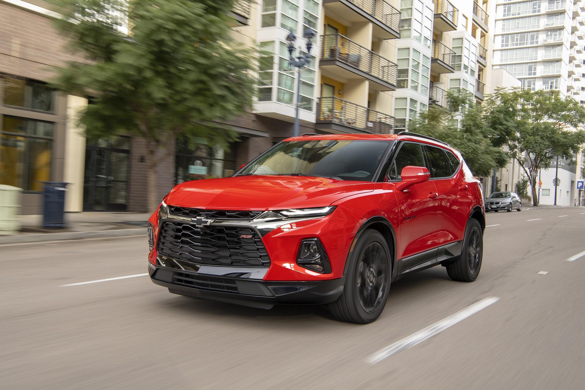 Chevrolet Blazer 2019: precios y versiones en México ...