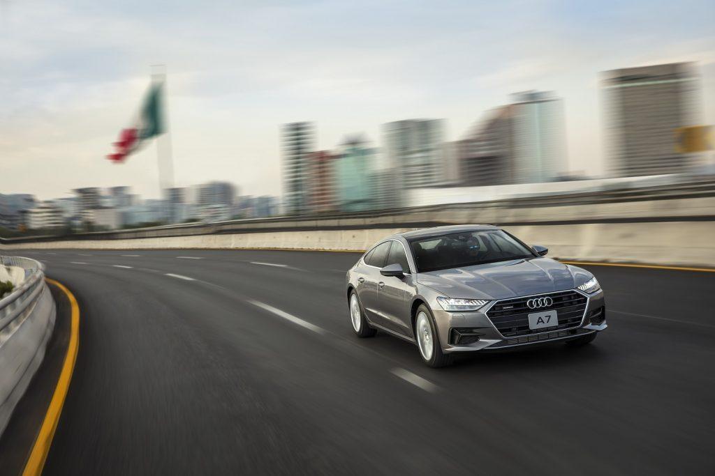 Audi A7 2019: precios y versiones en México - Autos y Moda ...