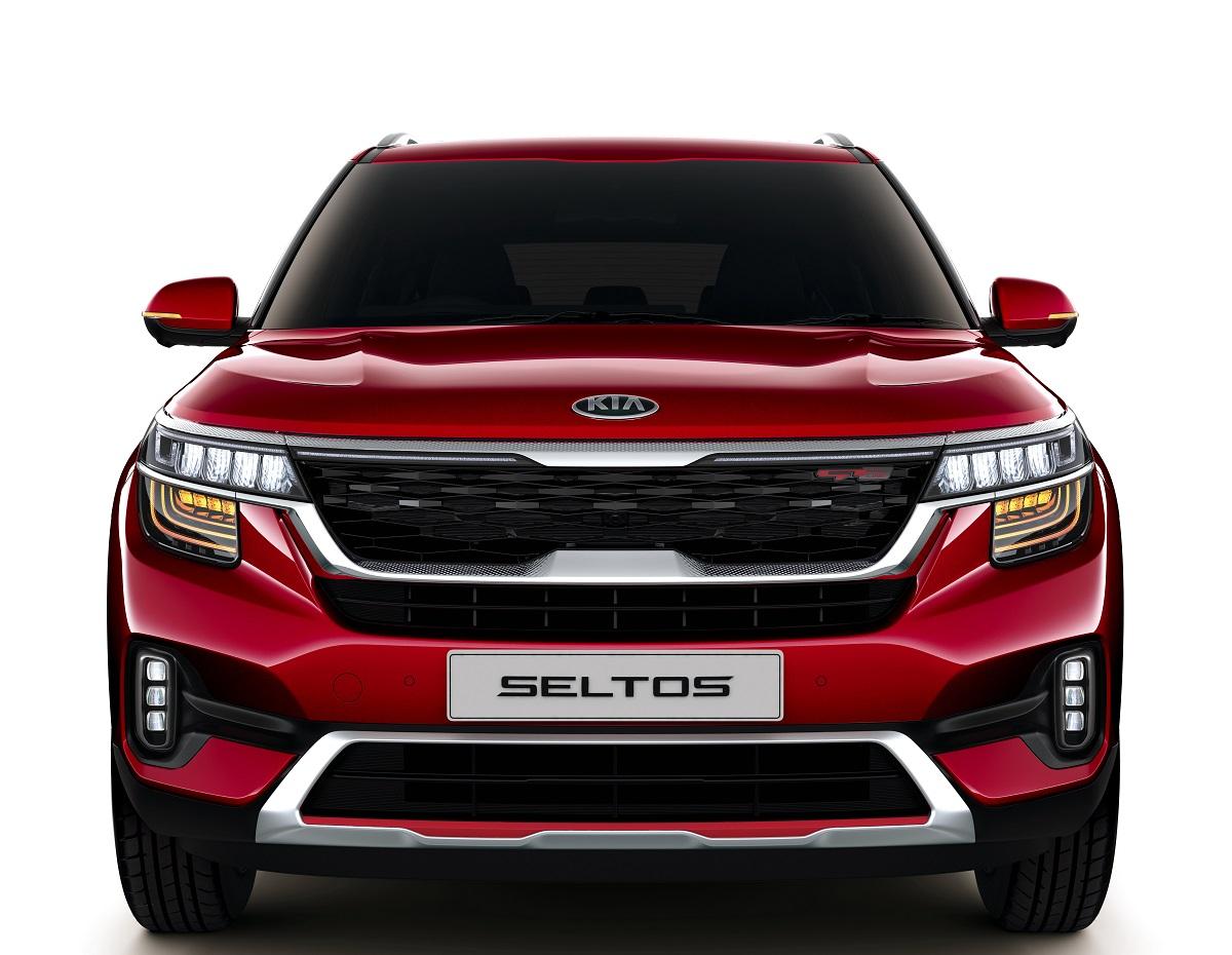 Hellcat Challenger For Sale >> KIA Seltos, el nuevo SUV que puede llegar a México en el 2019 – Autos y Moda México