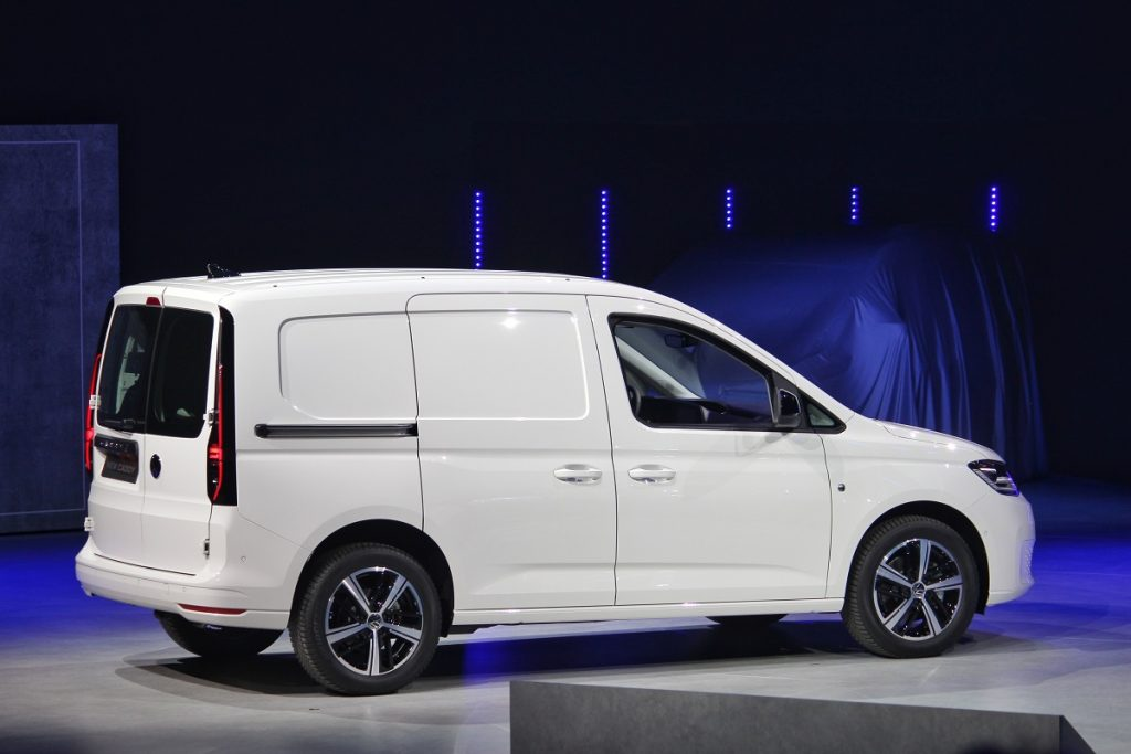 El nuevo Volkswagen Caddy 2021 sorprende a lo grande ...