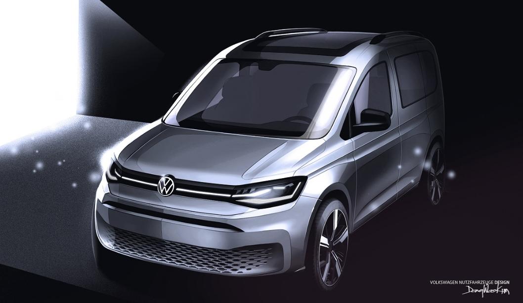 el nuevo volkswagen caddy promete grandes sorpresas para su modelo 2021  u2013 autos y moda m u00e9xico