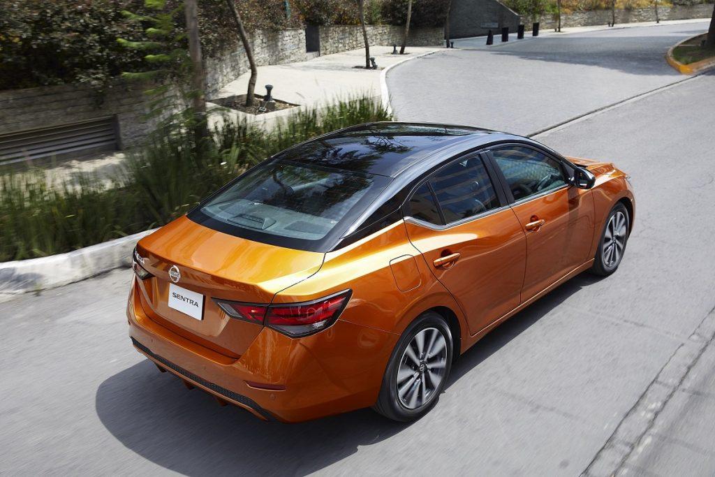 Nissan Sentra 2020: precios y versiones en México - Autos ...