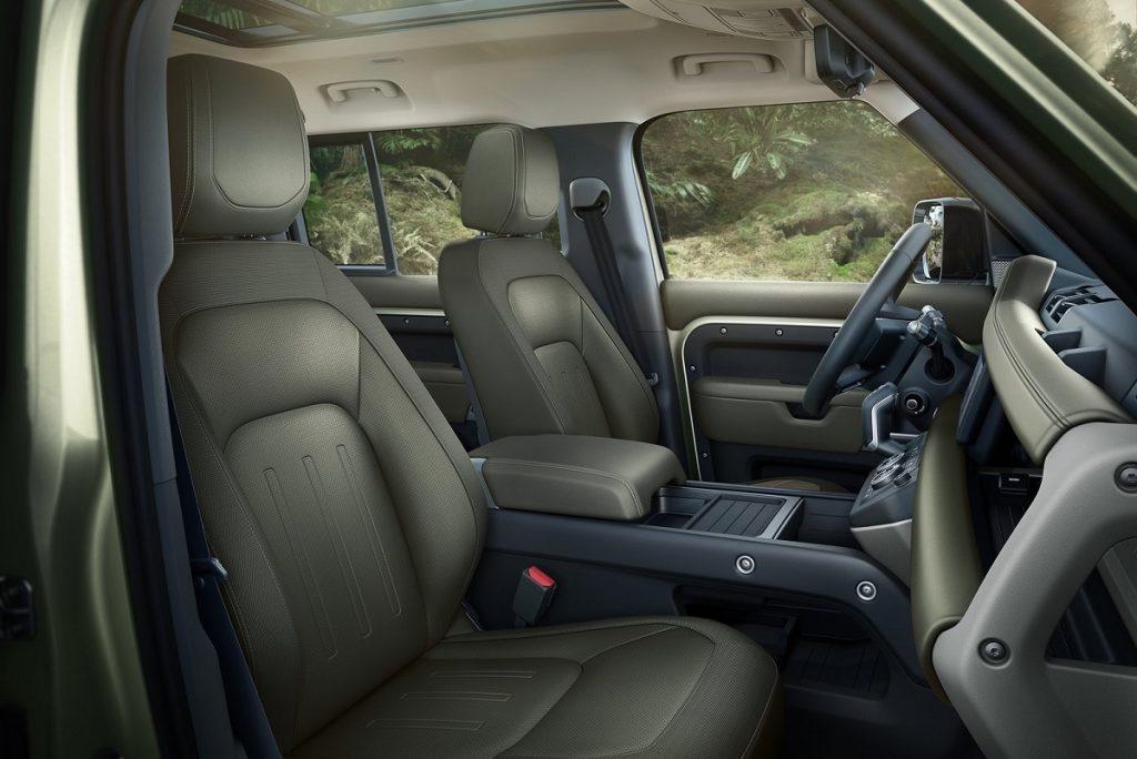 Land Rover Defender 2020: precios y versiones en México ...