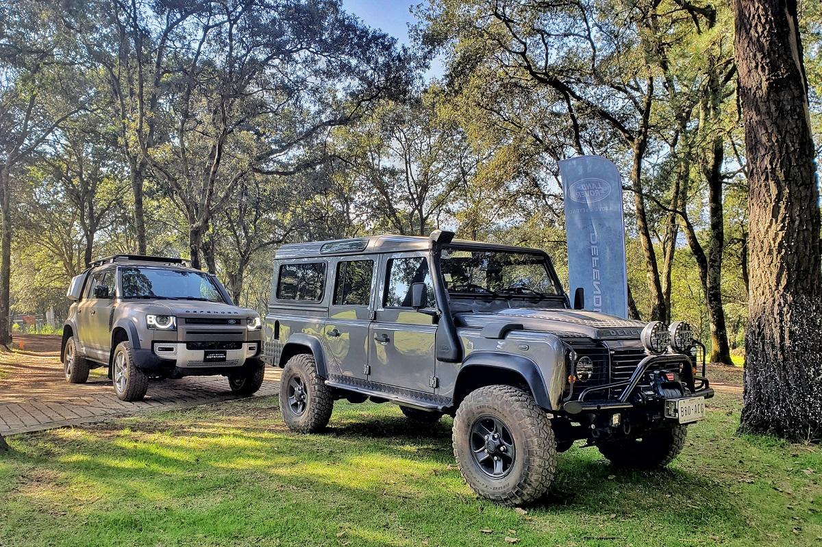 Land Rover Defender 2021, un vehículo único en su especie ...